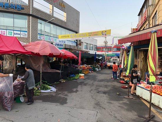 Yeokjeon Market