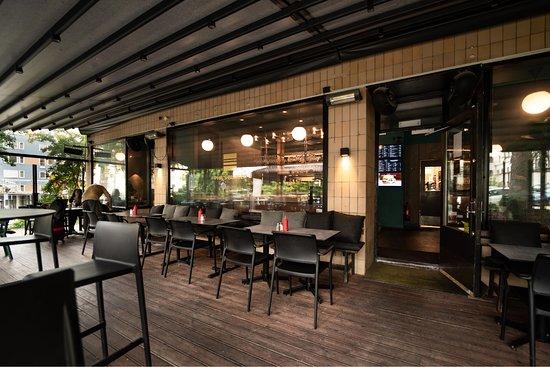 Burger restaurang stockholm