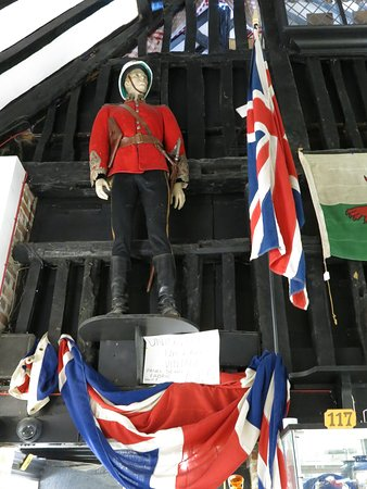 Hungerford Arcade Antiques and Collectables: see you in February 2020 at Rorkes drift mate...