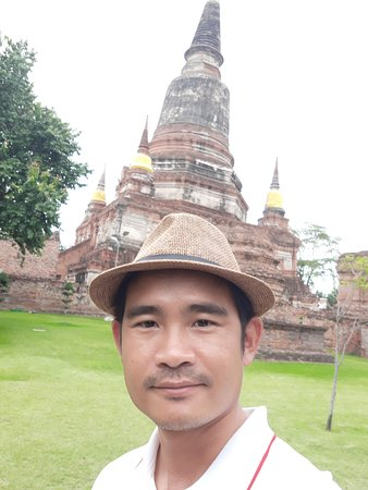 Taxi Suban On Tour: Wat Yai Chai Mongkhon Located in Phra Nakhon Si Ayutthaya province Is a beautiful temple Not far from Bangkok.
