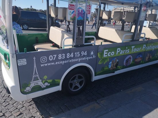 Eco Paris Tour Pratique