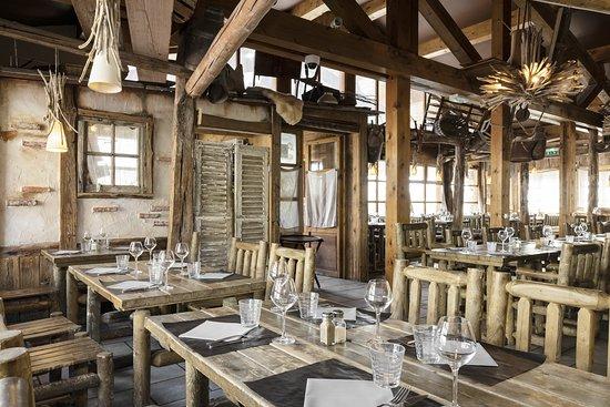 Les Balcons de Val Cenis Village: Restaurant La Bergerie