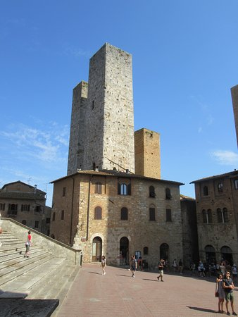 Centro Storico Di San Gimignano