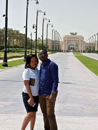 Its good experience to have visited this Royal Palace in Dubai