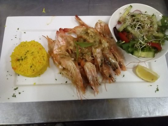 The feastly King Prawns