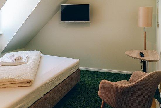 Hotel Adelheid garni: Einzelzimmer