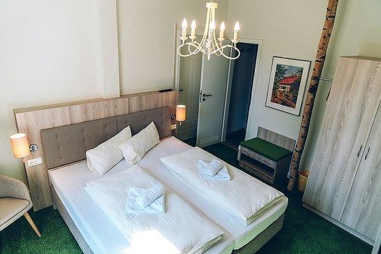 Hotel Adelheid garni: Doppelzimmer