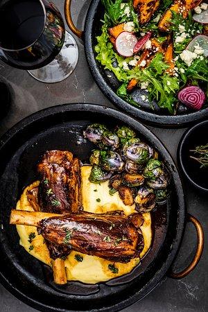 Central Quarter Restaurant: Winter comfort food