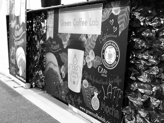 Green Coffee Lab at the Product Earth Festival