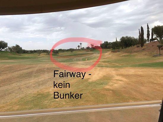 Fairmont Royal Palm Marrakech Golf & Country Club: Fairway