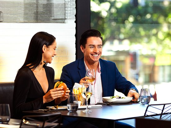 Central Quarter Restaurant: Enjoy a casual lunch with friends