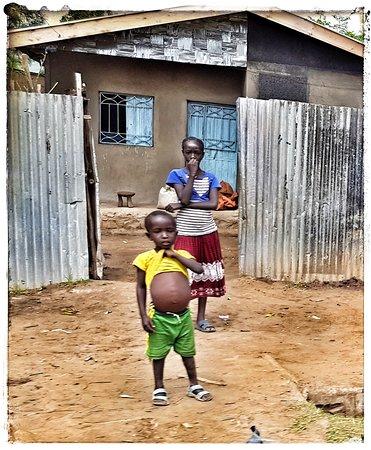 Jinka, Ethiopia: Villaggio Ari, Etiopia