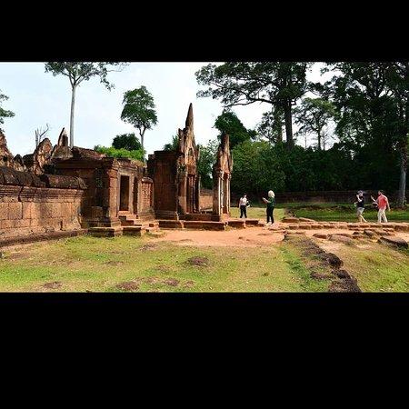 Sokha tuk tuk Siem Reap Banteay srey Cambodia