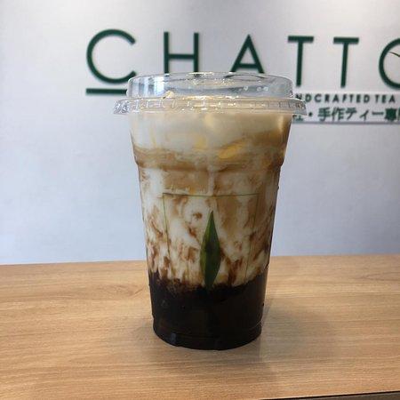 Brown Sugar Pearl Latte