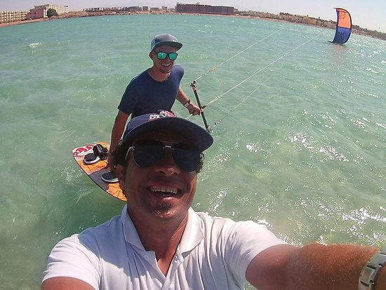 Kite-Active School: Cool kiteboarding with Kite-Active team