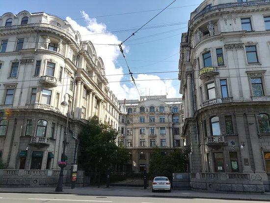 House of the 3rd Petrograd Fellowship