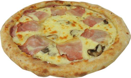 Moya Pizza: Алла карбонара