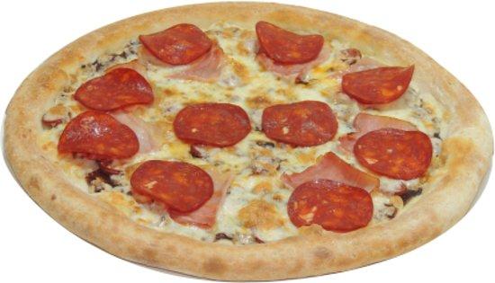 Moya Pizza: Богатырская