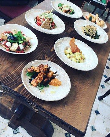 Τastes of Greek - Mediterranean cuisine