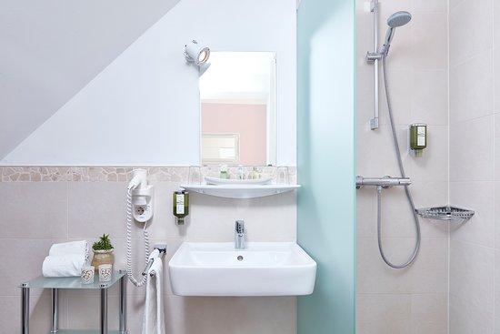 Badezimmer Doppelzimmer Superior