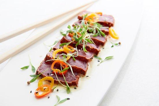 Bigeye Seared Ahi Tuna
