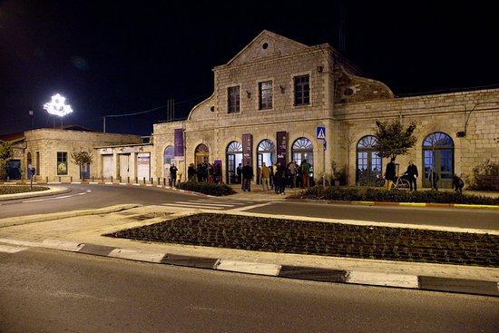 The First Station Jerusalem