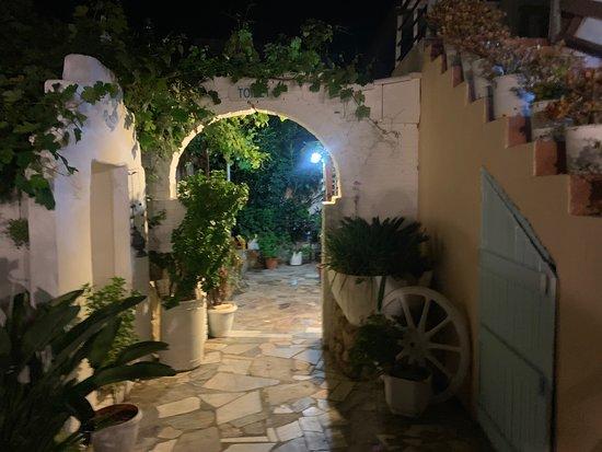 Griekse gastvrijheid op zijn best!