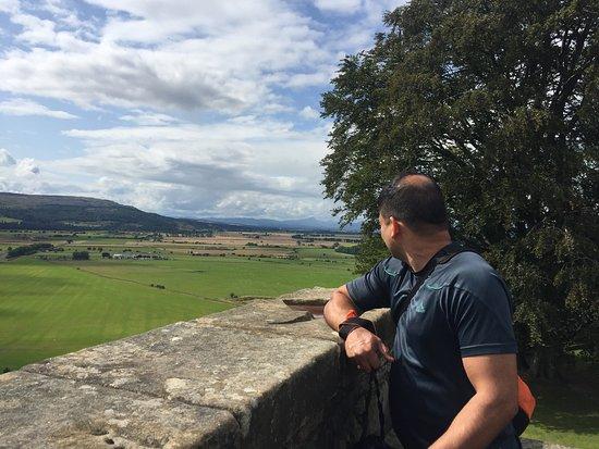 Toegangskaartje tot Stirling Castle: View from the top