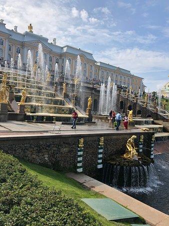 Good Tours: Palacio de Peterhof