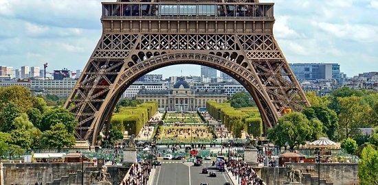 París, Francia: Parc du Champ de Mars