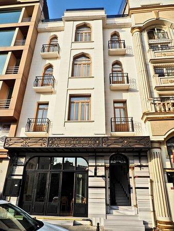 Nusret Bey Hotel: Hotel View