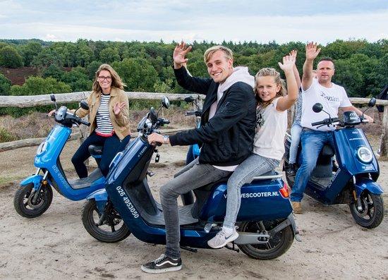 VeluweScooter | Veluwe Actief