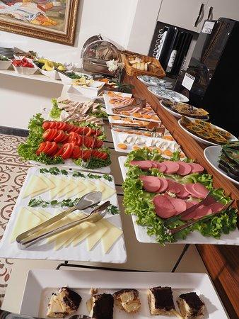 Nusret Bey Hotel: Breakfast