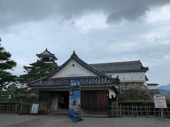 Kochi Castle: 高知城魏徳館