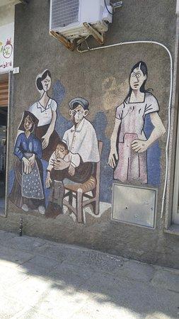 Murals of Orgosolo