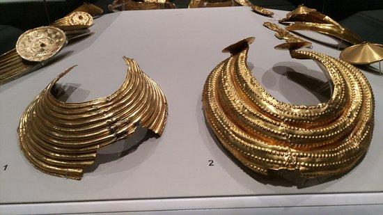 collari d'oro