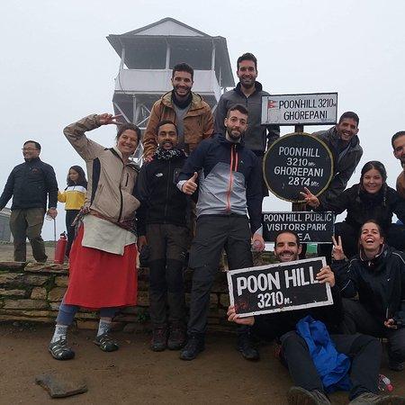 Annapurna Base Camp & Ghorepani poon hill trek.