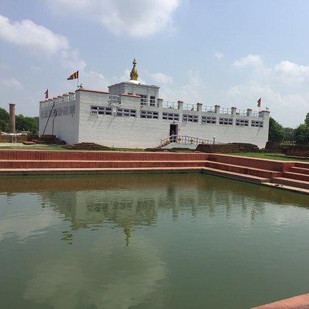Maya Devi Temple: Lumbini ( Birth Place of Gautam Buddha)