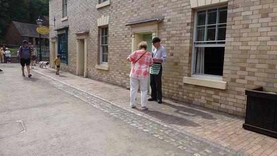 Blists Hill Victorian Town : Annual Passport Ticket: Paper seller