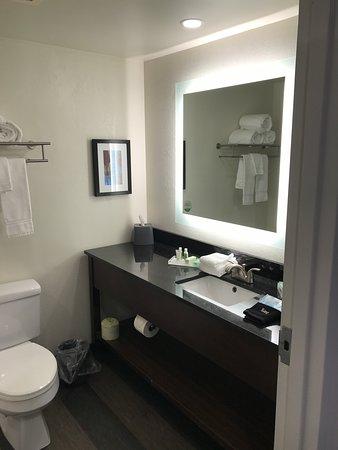 Holiday Inn Allentown I-78 & Rt. 222: Bathroom