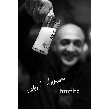 Bumbabalik / Bumba Cafe & Bistro: Vakit tamam