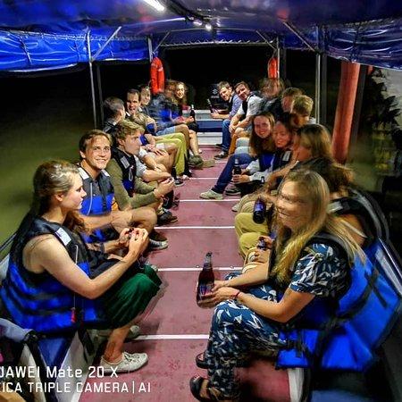 Big Group for Fireflies & Silvered Monkey Tours in Kuala Selangor.   #99privateKLtransportation #kualaselangor #fireflies #silveredmonkey #visitmalaysia2020