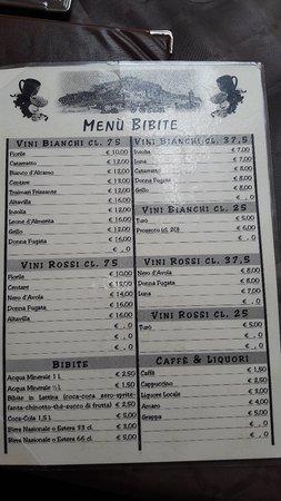 Trattoria Pizzeria La Vetta