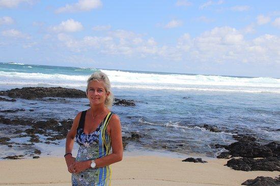 Novotel Lombok Resort and Villas: plage
