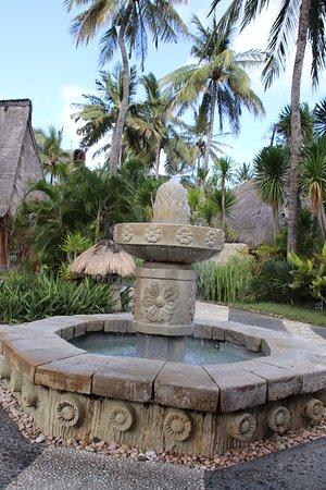 Novotel Lombok Resort and Villas: deco