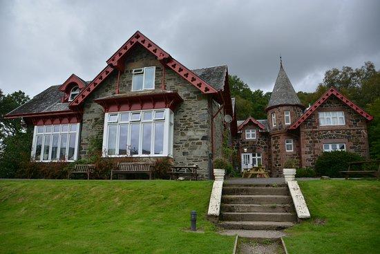 Rowardennan Lodge Youth Hostel: 外觀