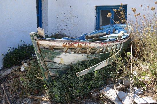Kythira, Grecia: Ποταμός - Αντικύθηρα, Ιούλιος 2019.