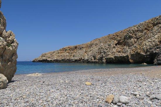 Kythira, Grecia: Παραλία Ξηροποτάμου - Αντικύθηρα, Ιούλιος 2019