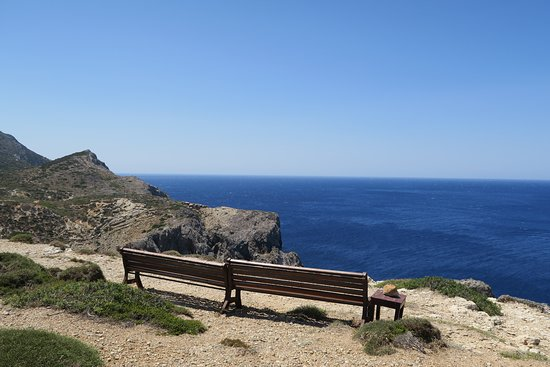 Kythira, Grecia: Αγναντεύοντας το απέραντο γαλάζιο της Μεσογείου - Αντικύθηρα, Ιούλιος 2019