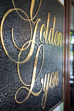 We're waiting for you at Golden Lyon